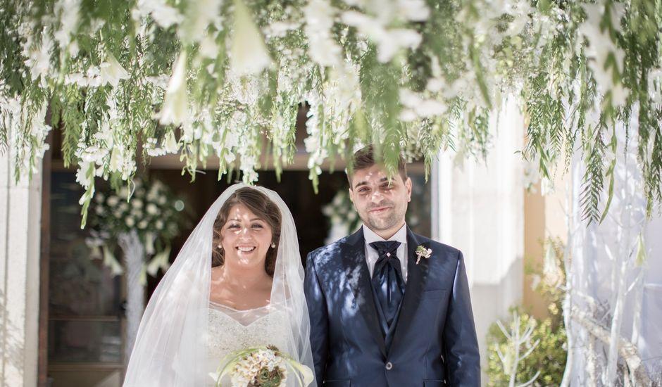 Il matrimonio di Angelica e Pietro a Bellona, Caserta