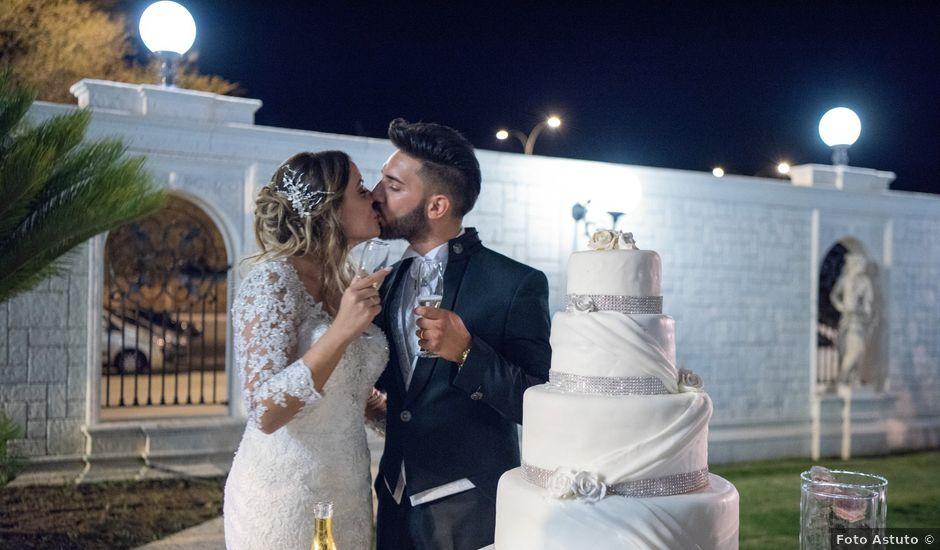 Il matrimonio di Filippo e Greta a Piazza Armerina, Enna