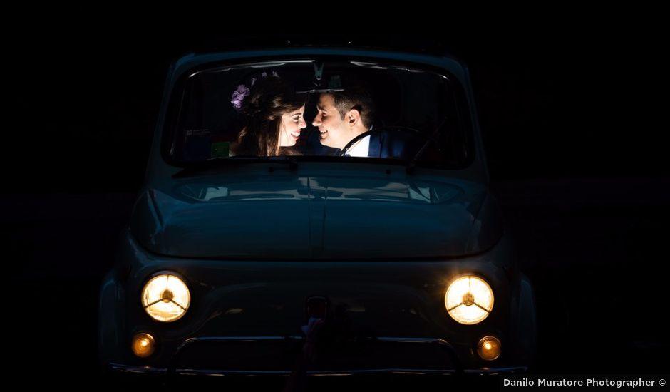 Il matrimonio di Salvatore e Roberta a Cittanova, Reggio Calabria