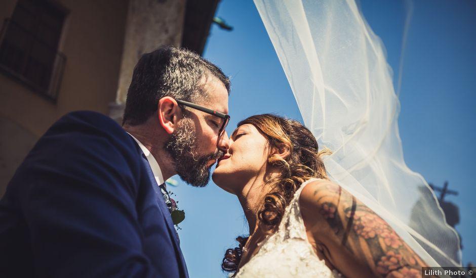 Il matrimonio di Paolo e Eleonora a Gropello Cairoli, Pavia