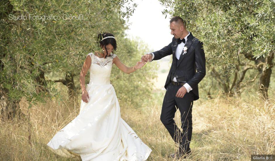 Il matrimonio di Rodolfo e Serena a San Benedetto del Tronto, Ascoli Piceno