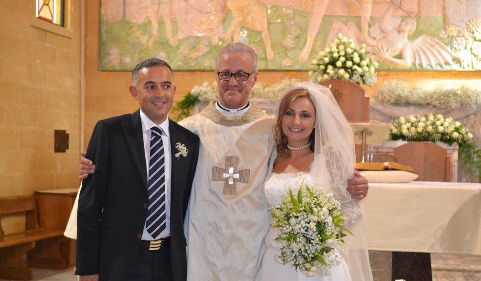 Il matrimonio di Catia e Salvatore  a San Pietro Vernotico, Brindisi