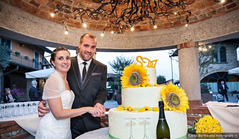 Il matrimonio di Mirko e Sara a Verdello, Bergamo