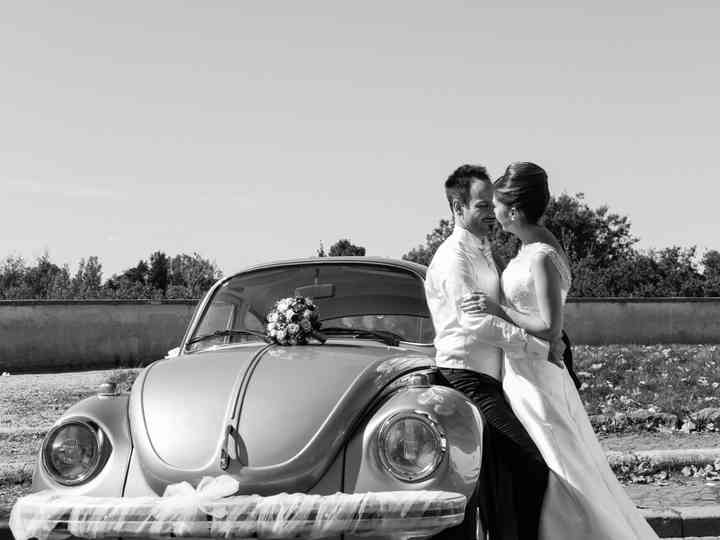 le nozze di Emanuela e Stefano