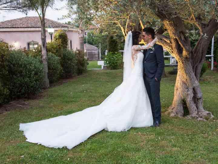le nozze di Veronica e Francenco