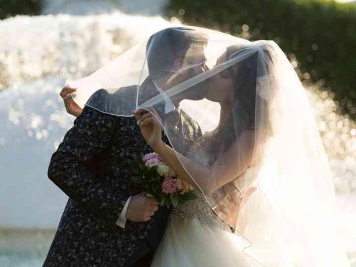 le nozze di Miriana e Damiano