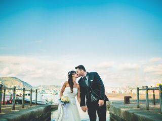 Le nozze di Ylenia e Salvatore