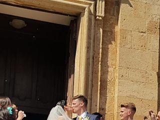 Le nozze di Maria  e Ben 1