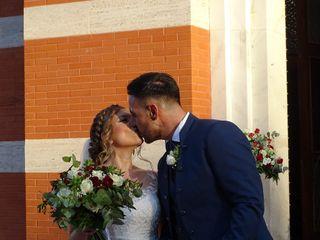 Le nozze di Giusy e Sebastiano