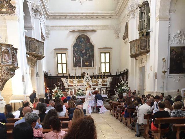 Il matrimonio di Andrea e Roberta a Grottaglie, Taranto 41