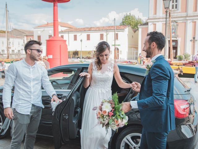 Il matrimonio di Gianluca e Jessica a Cesenatico, Forlì-Cesena 104
