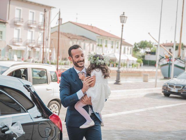 Il matrimonio di Gianluca e Jessica a Cesenatico, Forlì-Cesena 109