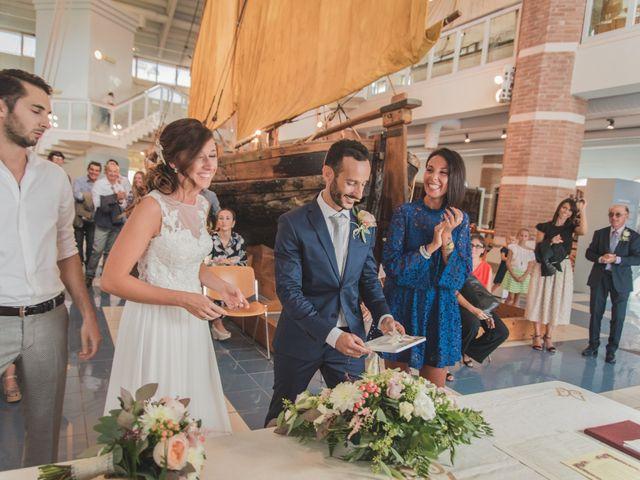 Il matrimonio di Gianluca e Jessica a Cesenatico, Forlì-Cesena 123