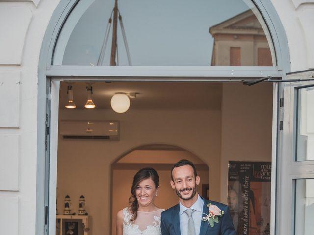 Il matrimonio di Gianluca e Jessica a Cesenatico, Forlì-Cesena 145