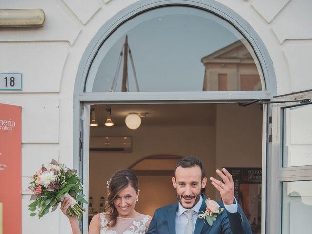 Il matrimonio di Gianluca e Jessica a Cesenatico, Forlì-Cesena 146