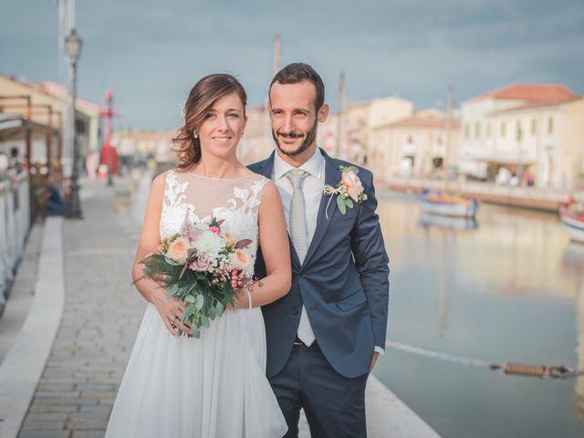 Il matrimonio di Gianluca e Jessica a Cesenatico, Forlì-Cesena 156