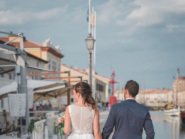 Il matrimonio di Gianluca e Jessica a Cesenatico, Forlì-Cesena 163