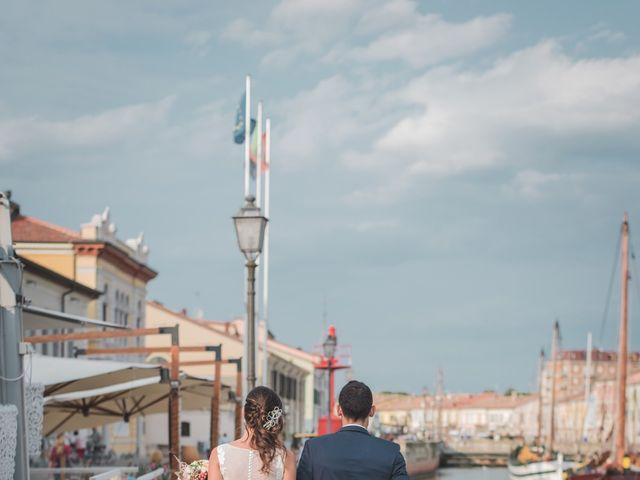 Il matrimonio di Gianluca e Jessica a Cesenatico, Forlì-Cesena 164