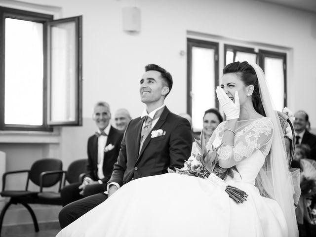 Il matrimonio di Andrea e Erica a Palaia, Pisa 7