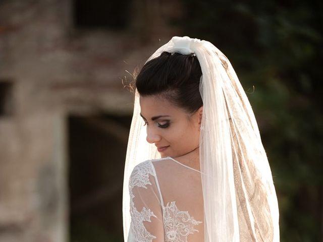 Il matrimonio di Andrea e Erica a Palaia, Pisa 11