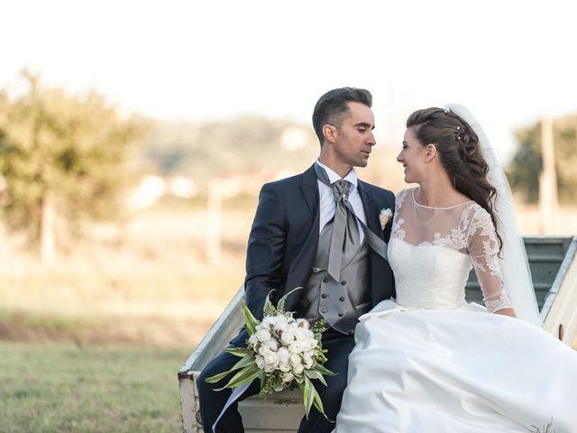 Il matrimonio di Andrea e Erica a Palaia, Pisa 15