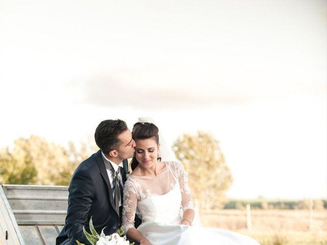 Il matrimonio di Andrea e Erica a Palaia, Pisa 16