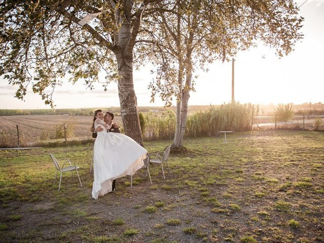 Il matrimonio di Andrea e Erica a Palaia, Pisa 20