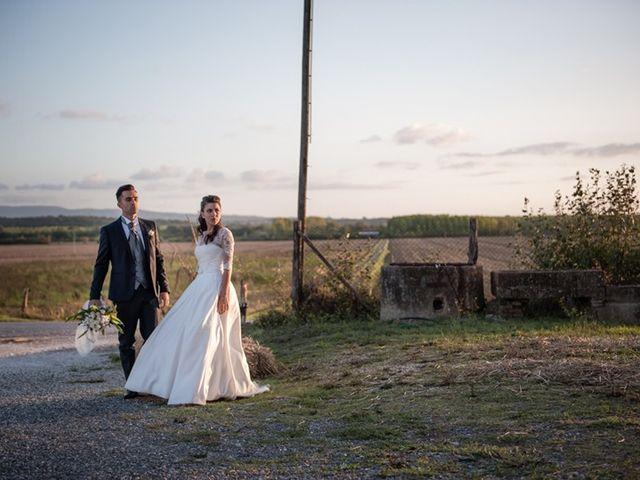 Il matrimonio di Andrea e Erica a Palaia, Pisa 21