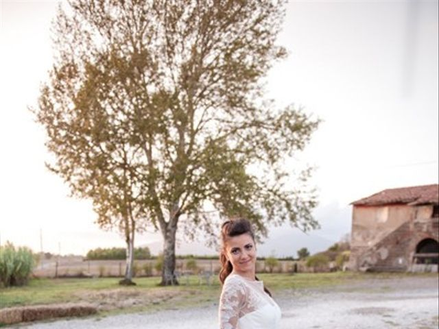 Il matrimonio di Andrea e Erica a Palaia, Pisa 26