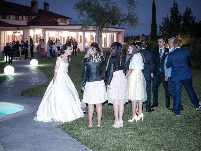 Il matrimonio di Andrea e Erica a Palaia, Pisa 27
