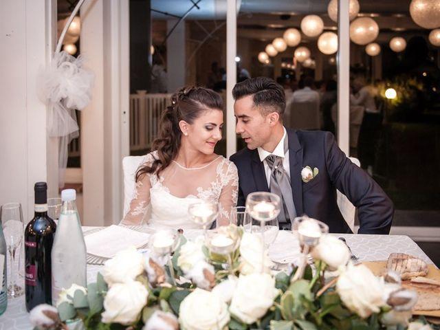 Il matrimonio di Andrea e Erica a Palaia, Pisa 28