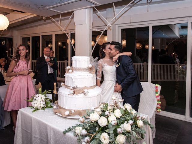 Il matrimonio di Andrea e Erica a Palaia, Pisa 30