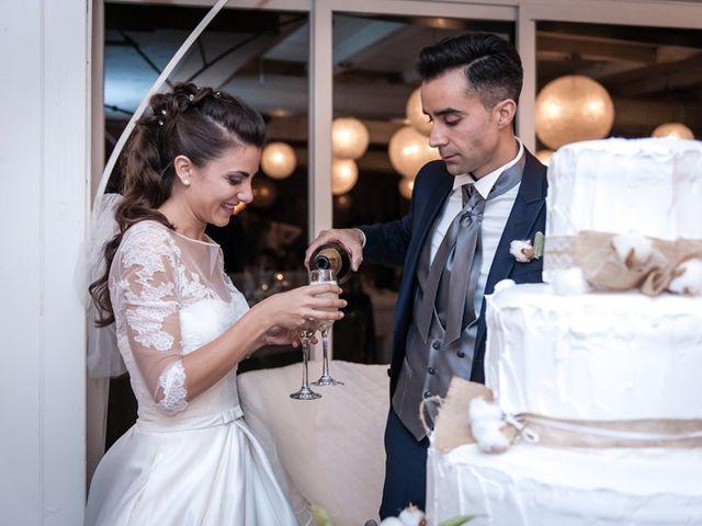 Il matrimonio di Andrea e Erica a Palaia, Pisa 31