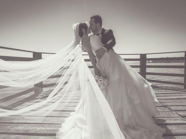 le nozze di Elena e Alessio