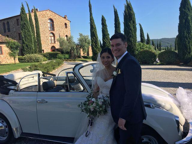 Il matrimonio di Ben e Maria  a Massa Marittima, Grosseto 16
