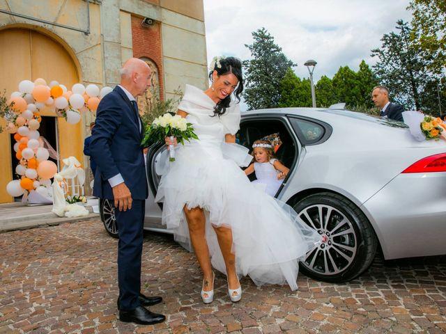 Il matrimonio di Luca e Simona a Comacchio, Ferrara 23