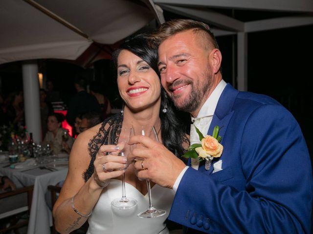 Il matrimonio di Luca e Simona a Comacchio, Ferrara 36