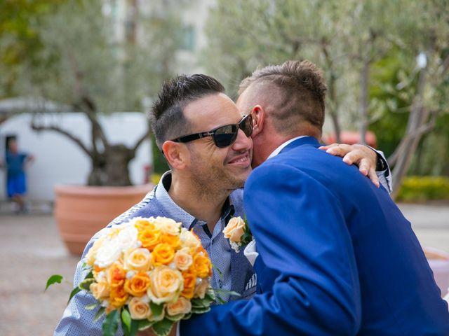 Il matrimonio di Luca e Simona a Comacchio, Ferrara 37