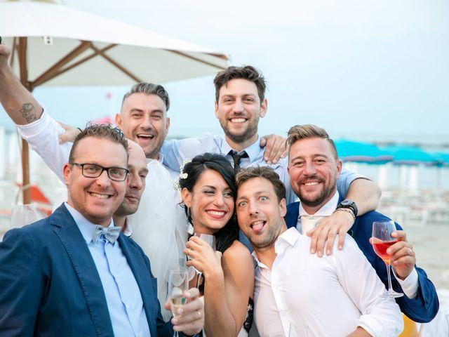 Il matrimonio di Luca e Simona a Comacchio, Ferrara 46
