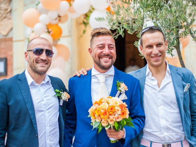 Il matrimonio di Luca e Simona a Comacchio, Ferrara 49