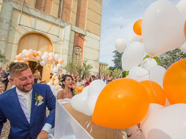 Il matrimonio di Luca e Simona a Comacchio, Ferrara 56