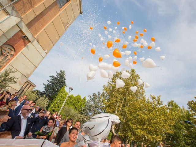 Il matrimonio di Luca e Simona a Comacchio, Ferrara 62