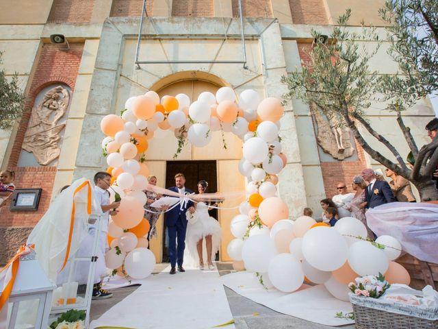 Il matrimonio di Luca e Simona a Comacchio, Ferrara 75