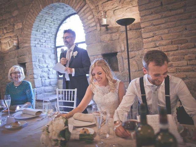 Il matrimonio di Alex e Gianna a Torgiano, Perugia 2
