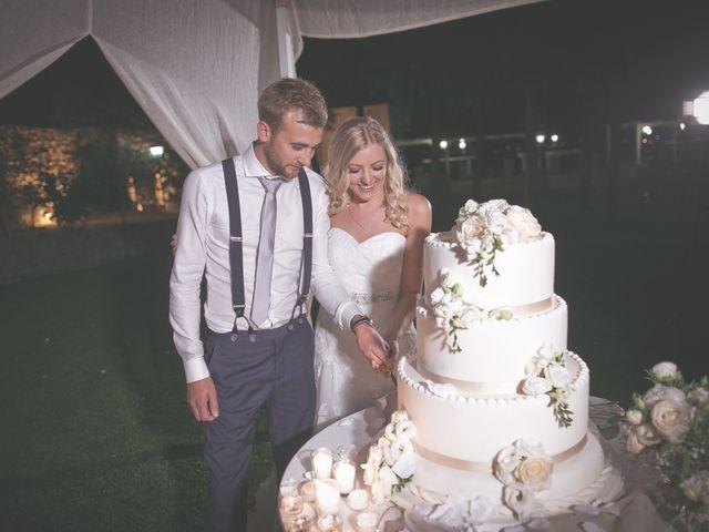 Il matrimonio di Alex e Gianna a Torgiano, Perugia 11
