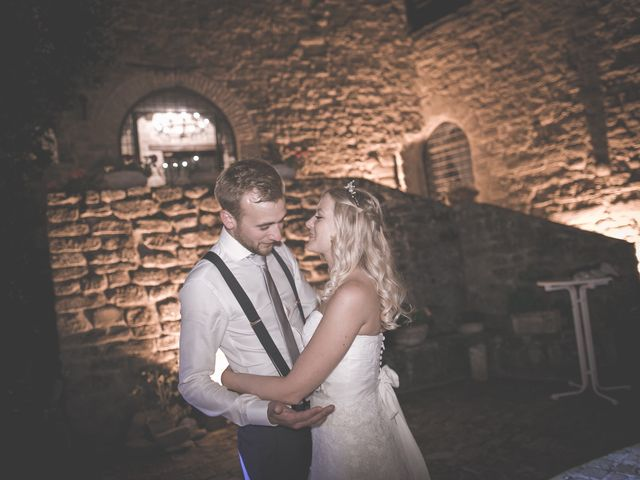 Il matrimonio di Alex e Gianna a Torgiano, Perugia 13
