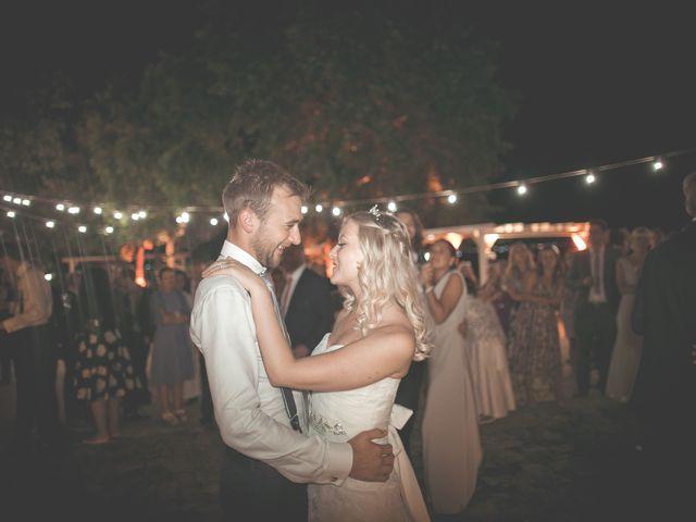 Il matrimonio di Alex e Gianna a Torgiano, Perugia 15