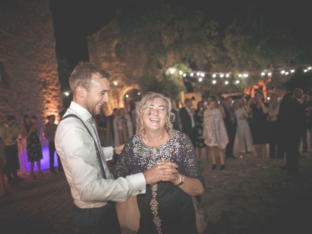 Il matrimonio di Alex e Gianna a Torgiano, Perugia 17