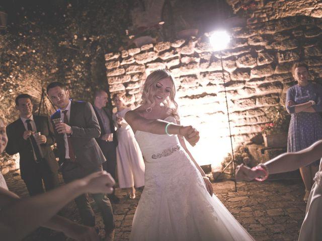 Il matrimonio di Alex e Gianna a Torgiano, Perugia 20