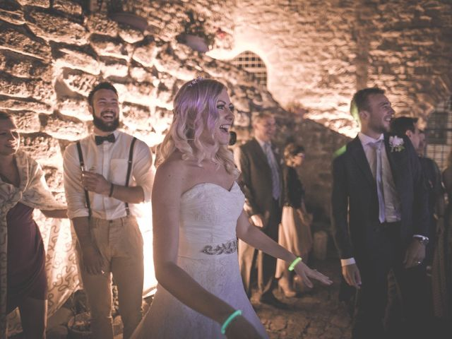 Il matrimonio di Alex e Gianna a Torgiano, Perugia 22